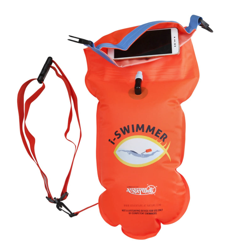 מצוף שחיה Dry Bag 20L PVC Adventure at Nature