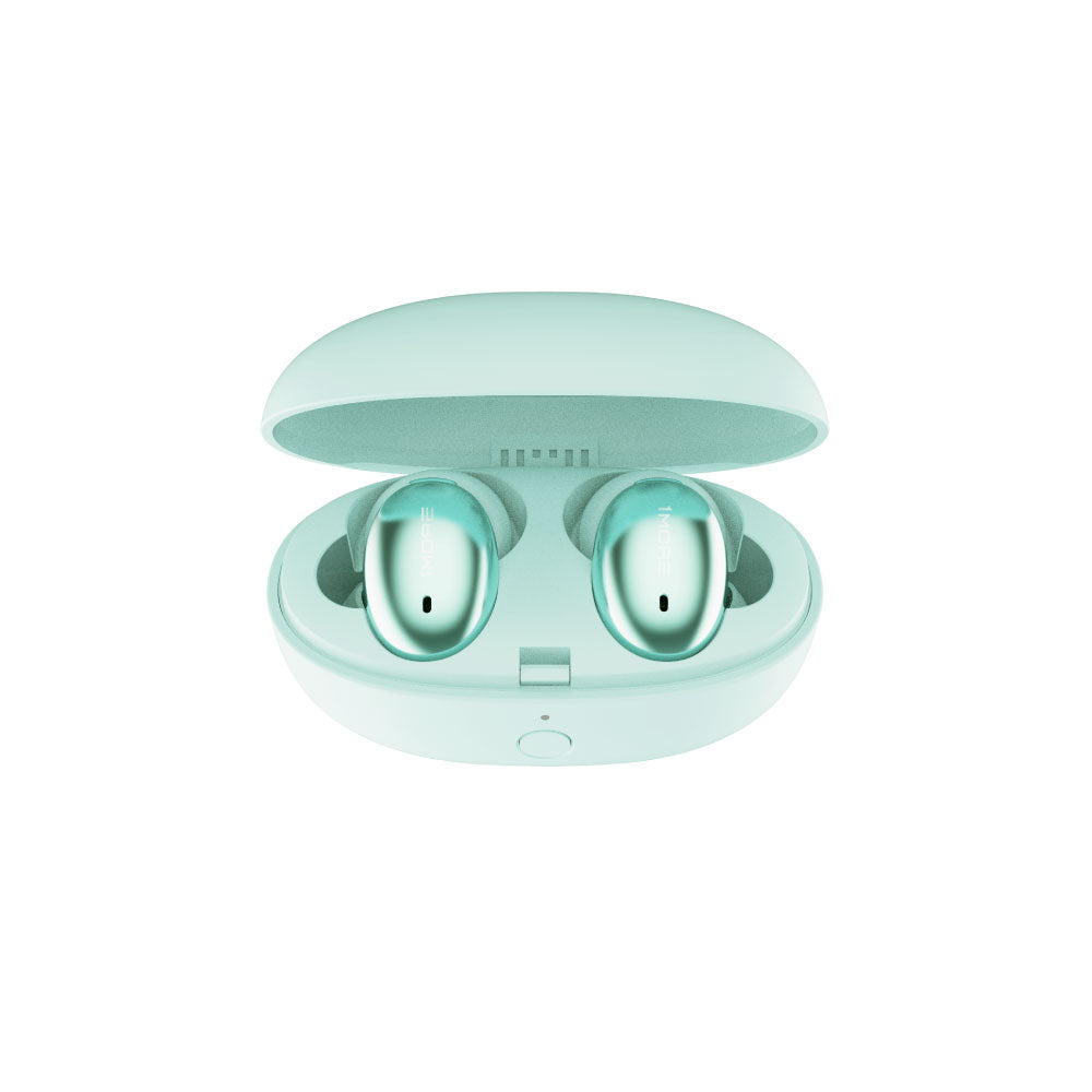 1MORE אוזניות כפתור Stylish True Wireless In Green