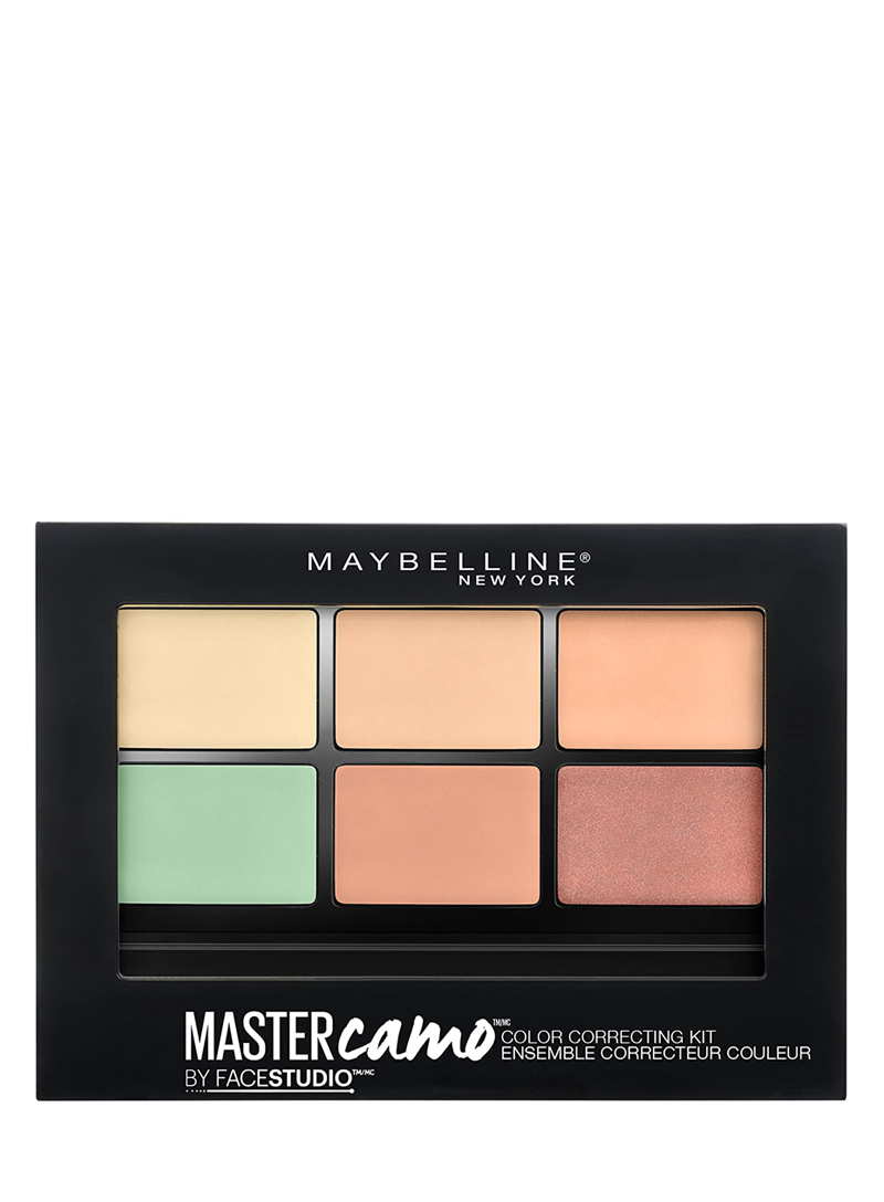 Maybelline Master Camo Color Correcting Concealer Kit 6g
