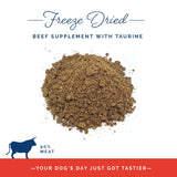 Beef Supplement with Taurine