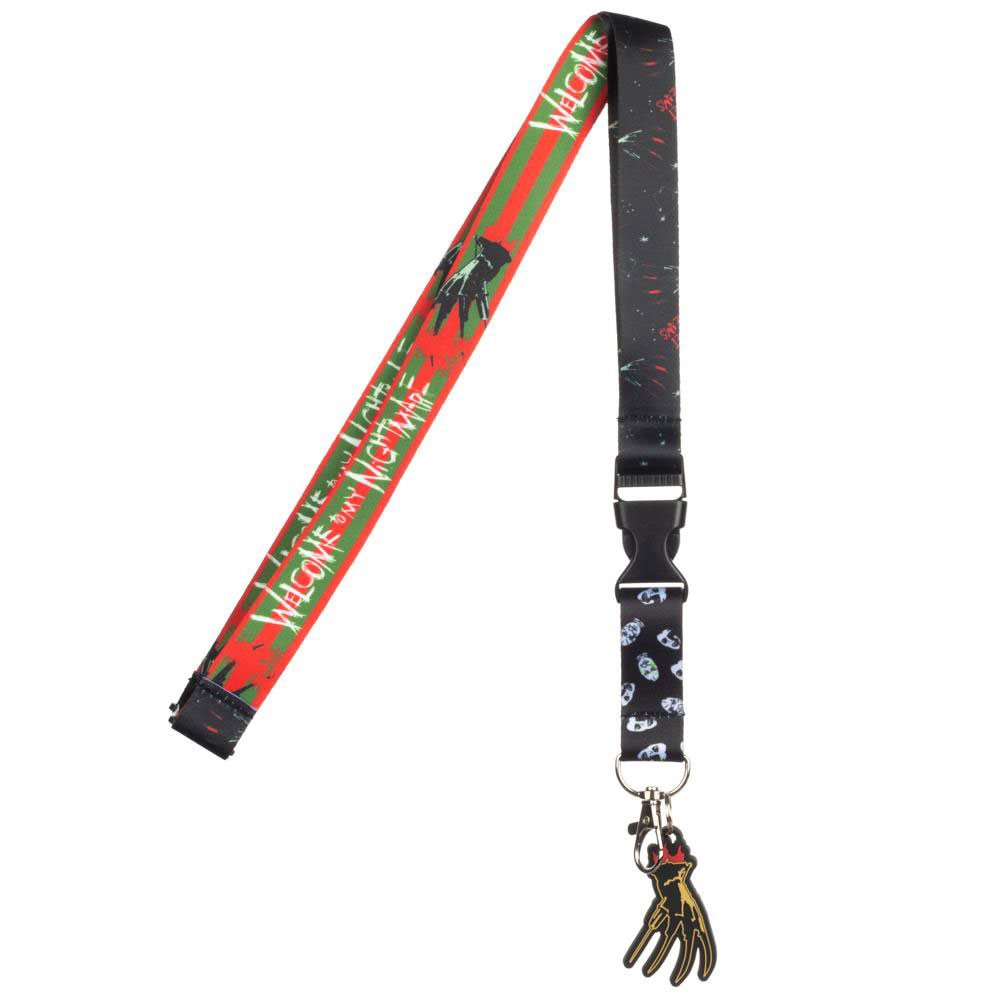 A Nightmare On Elm Street | Freddy Sweater Lanyard with Cardholder