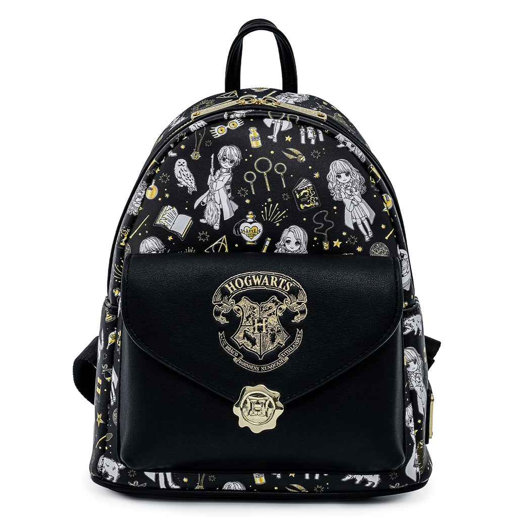 Harry Potter | Magical Elements All Over Print Mini Backpack