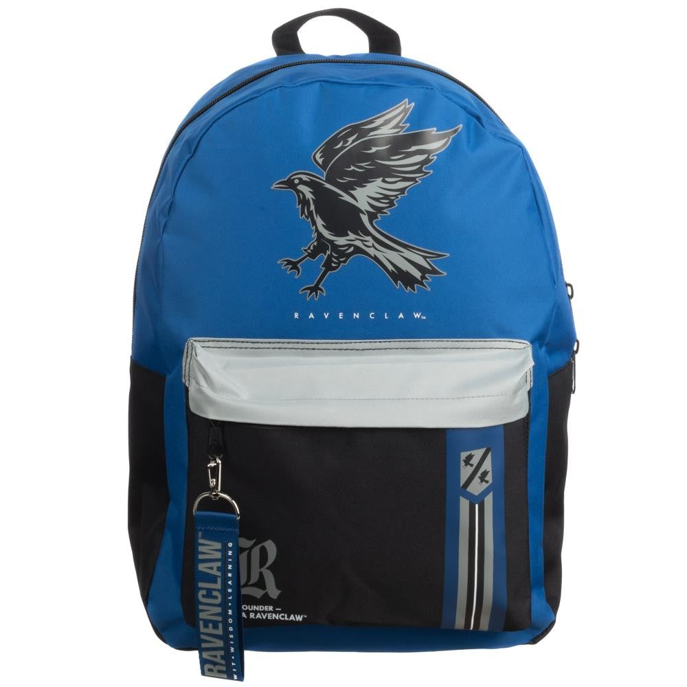 Harry Potter | Ravenclaw Mixblock Backpack with Webbing Puller