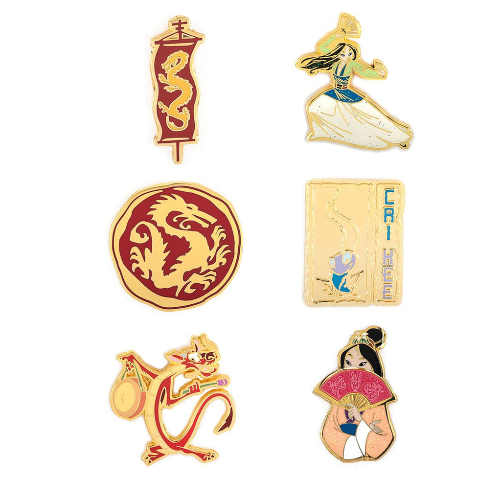 Disney | Mulan Blind Box Enamel Pin