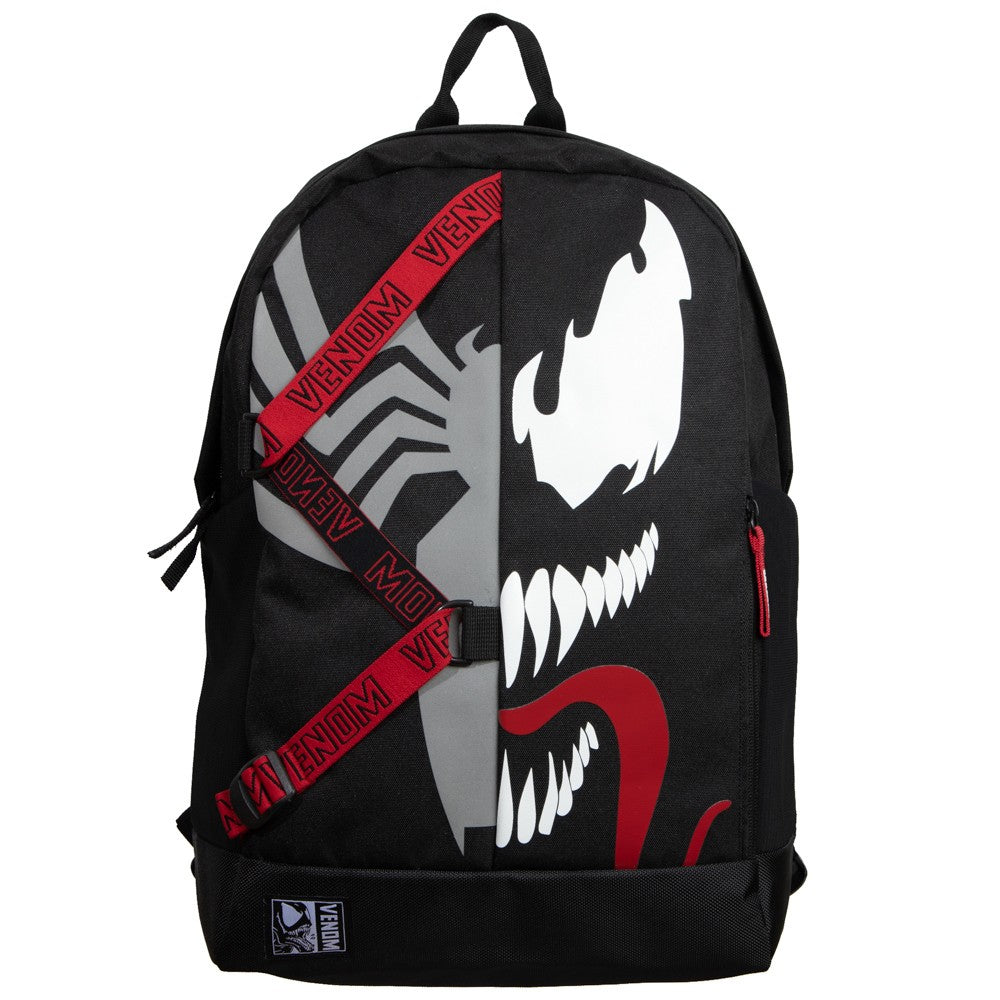 Marvel | Venom Reflective Print Laptop Backpack