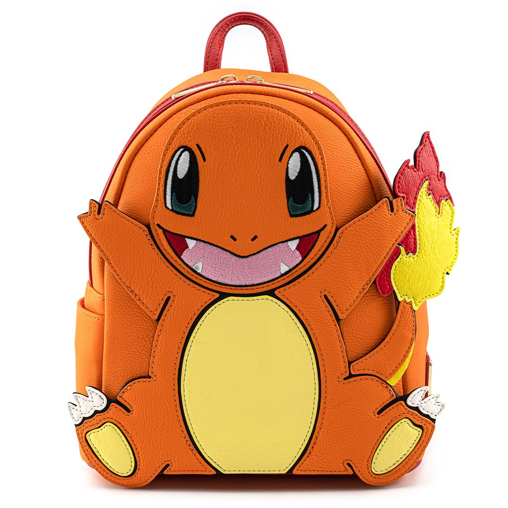Pokemon | Charmander Character Mini Backpack
