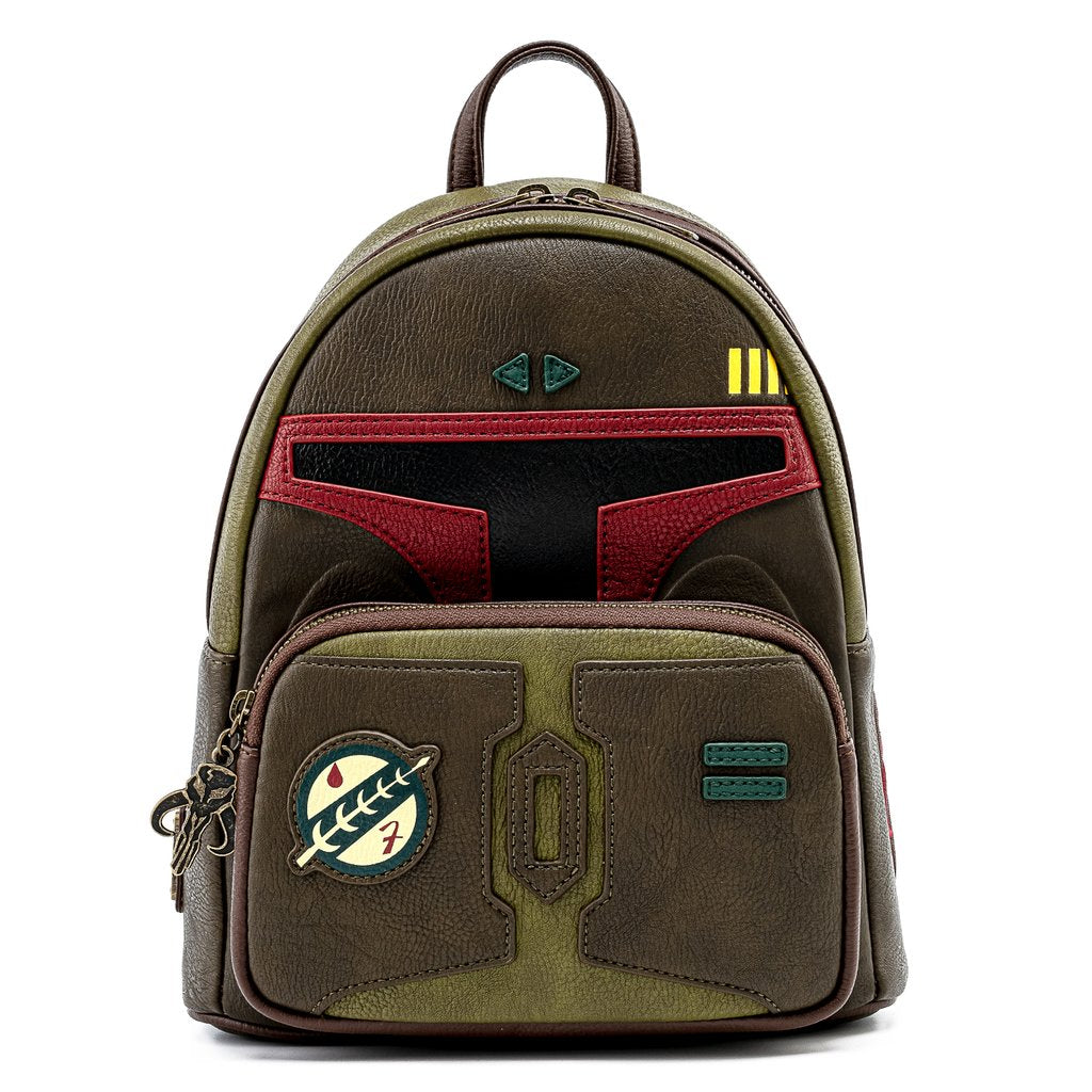 "Star Wars | Boba Fett ""He's No Good To Me Dead"" Mini Backpack"
