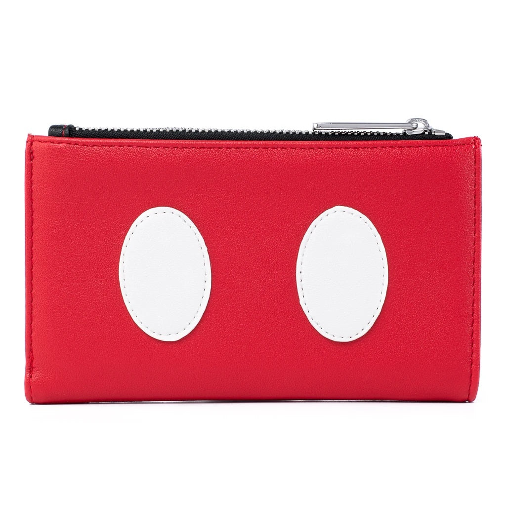 Disney | Mickey Mouse Quilted Flap Wallet