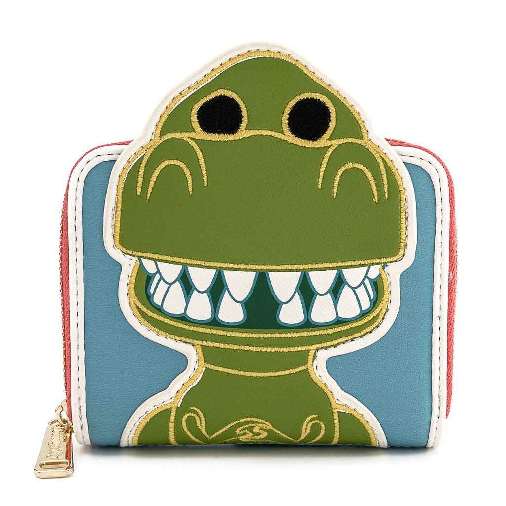 Disney | Funko Pop Toy Story Rex Zip Around Wallet