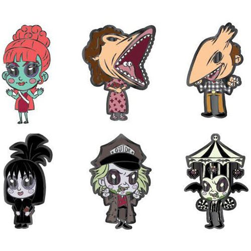 Beetlejuice | Blind Box Enamel Pin