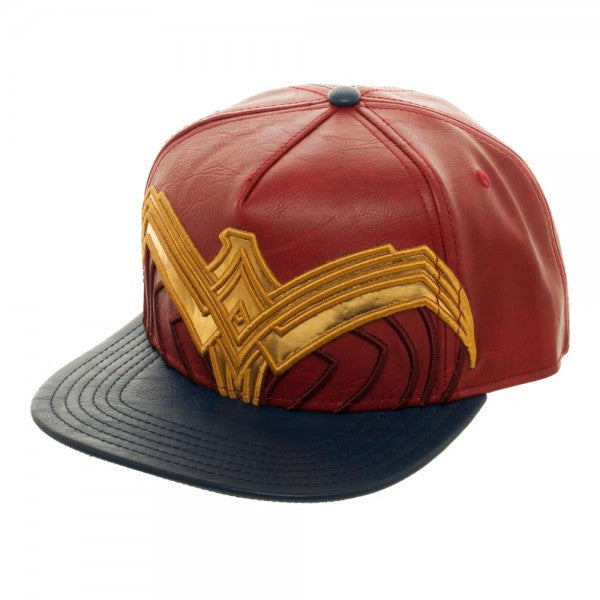 DC Comics | Wonder Woman Suit-Up Applique Snapback