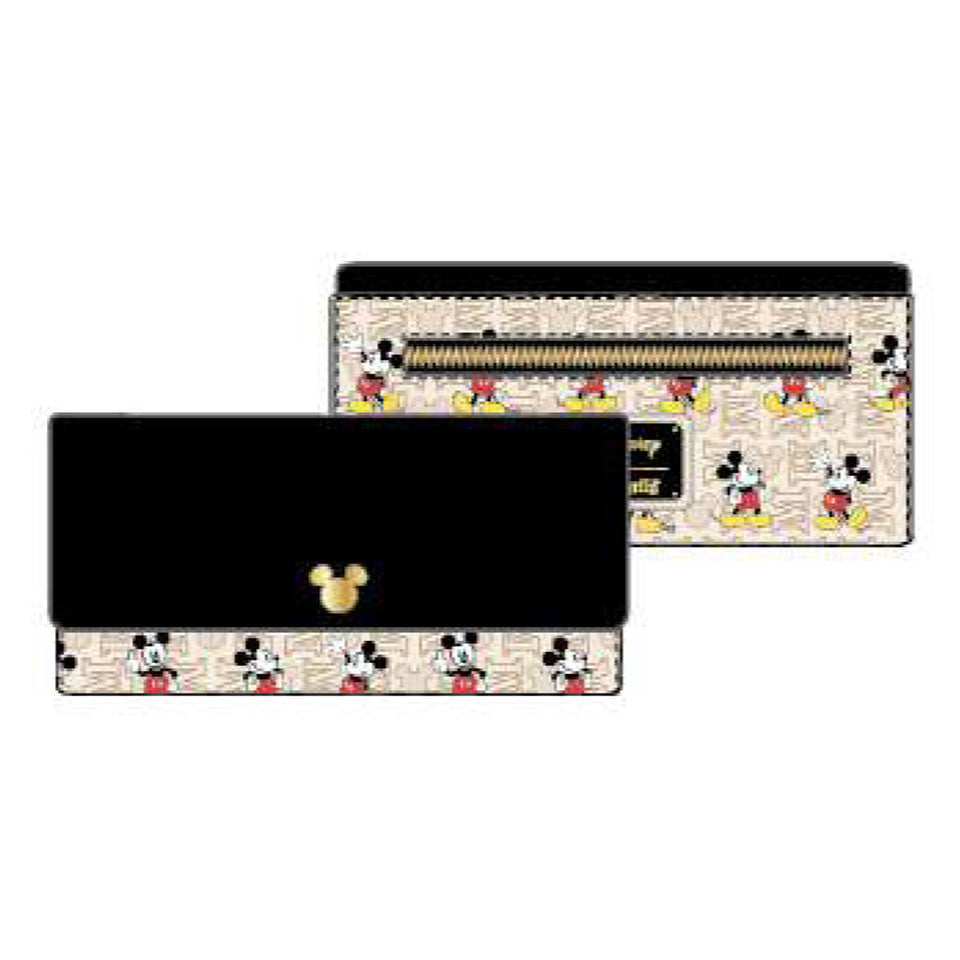 Disney | Mickey Mouse Hardware Flap Wallet
