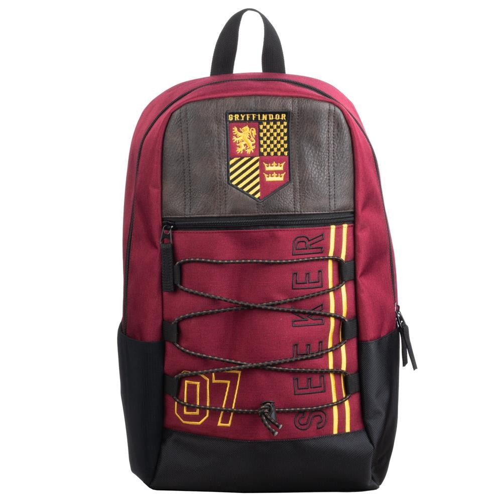 Harry Potter | Quidditch Gryffindor Seeker Bungee Backpack