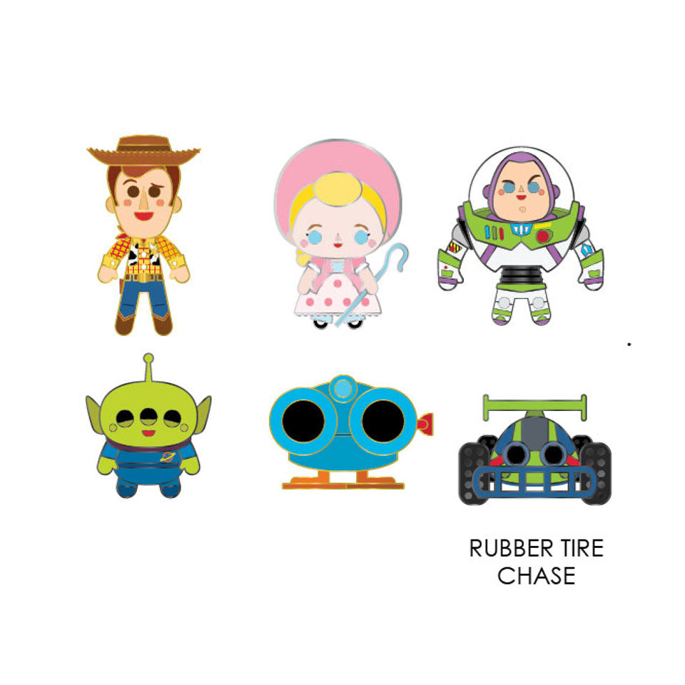 Pixar | Toy Story 25th Anniversary Blind Box Enamel Pin