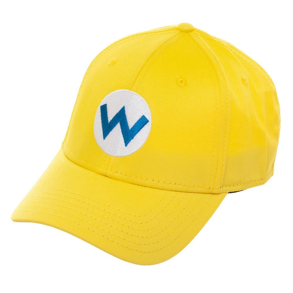 Nintendo | Super Mario Bros Wario Flex Flex Fit Hat