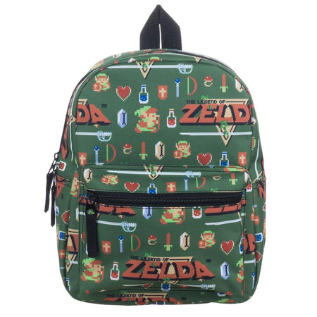 Nintendo | Zelda All Over Print Sublimated Mini Backpack
