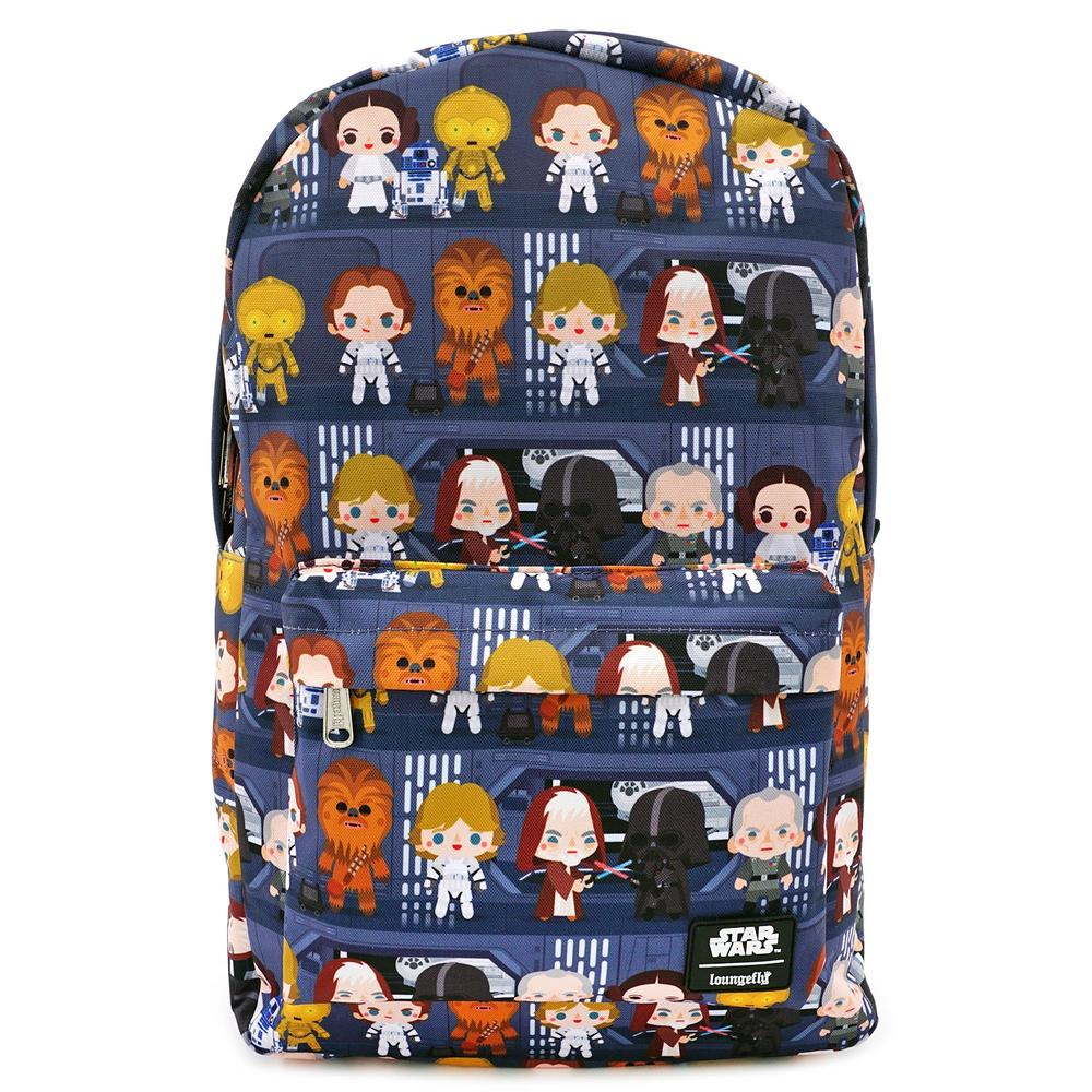 Star Wars | Chibi All Over Print Nylon Backpack