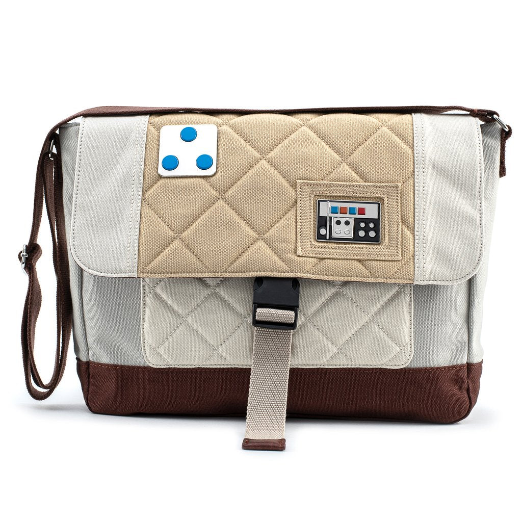 Star Wars | Empire 40th Anniversary Luke Skywalker Hoth Outfit Satchel