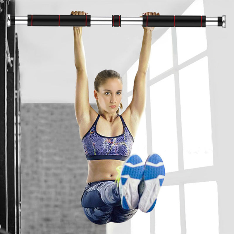 Horizontal Bar Indoor Door Punch free Pull ups Home Fitness Equipment - liprahome