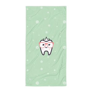 Dental Grams Beach Towel