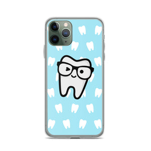 iPhone Case Teeth Pattern