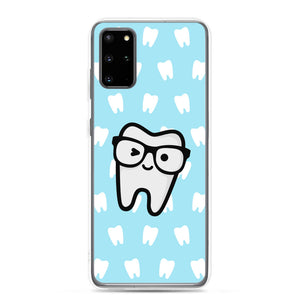 Samsung Case Teeth Pattern