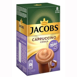 Jacobs Cappuccino Choco Milka