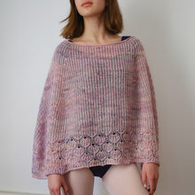 Load image into Gallery viewer, Ballerina Poncho
