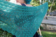 Load image into Gallery viewer, Heart Thief Shawl