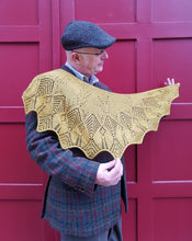 Load image into Gallery viewer, Tuva's Arrows Shawl