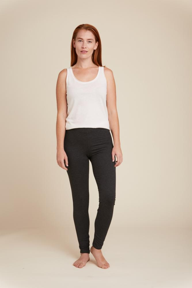FRENCH TERRY LEGGING - MAJESTIC FILATURES