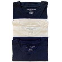 Load image into Gallery viewer, COTTON SILK TOUCH CREWNECK 3-PIECE GIFT PACK - MAJESTIC FILATURES