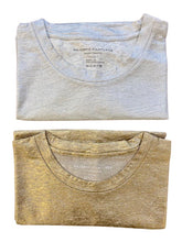 Load image into Gallery viewer, STRETCH METALLIC CREWNECK 2-PIECE GIFT PACK - MAJESTIC FILATURES