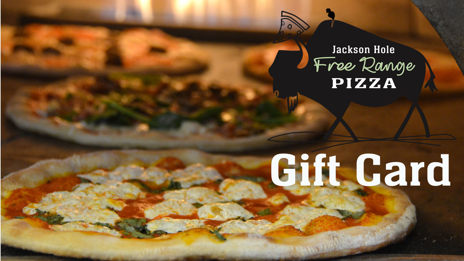 JH Free Range Pizza Gift Card