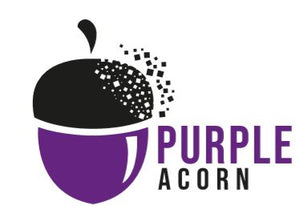Purple Acorn Canvases
