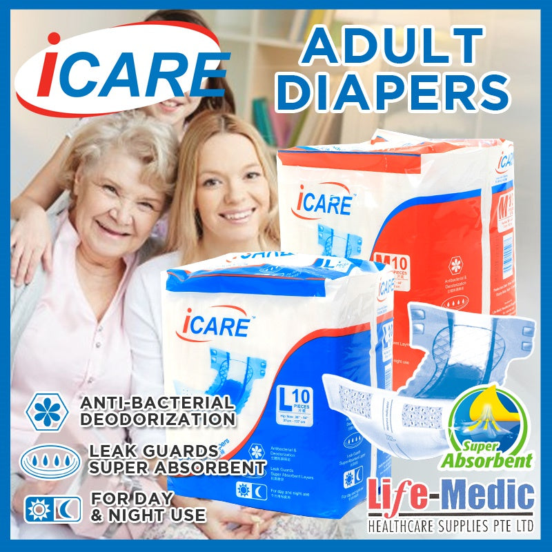 iCare Adult Diapers