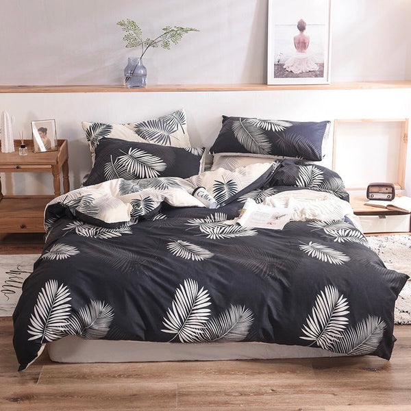 Camilla 4-in-1 Bedding Set