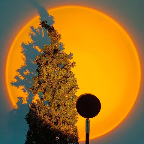 Sola Sunset Lamp