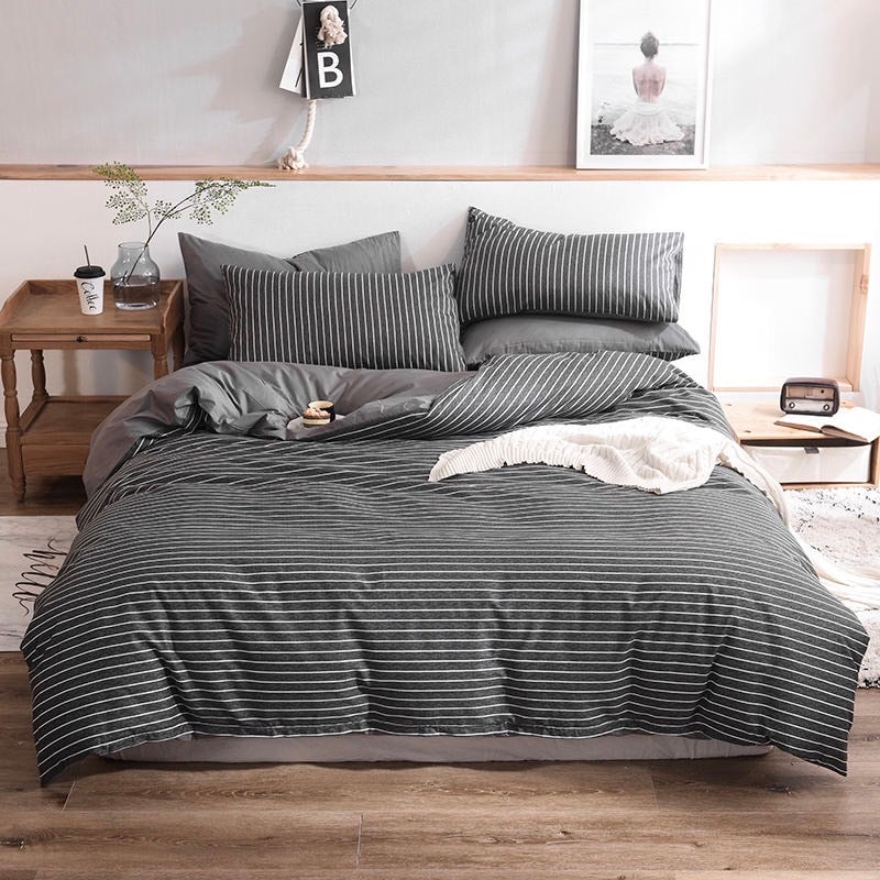 Iris 4-in-1 Bedding Set