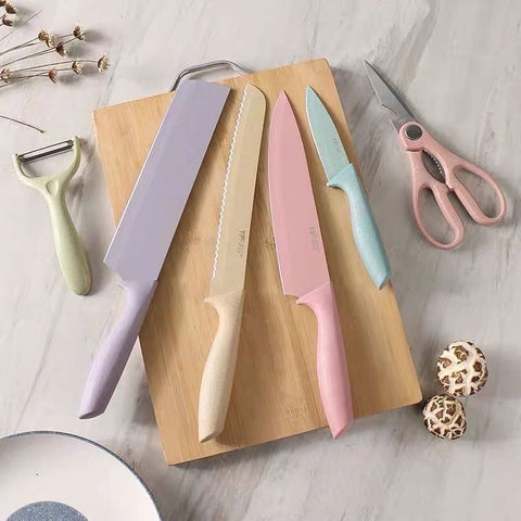High Quality Stainless Steel Knife Set