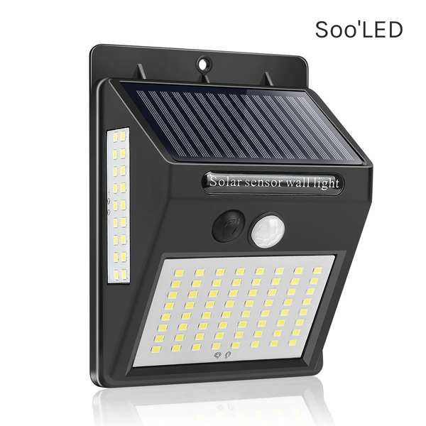 Lampe a énergie solaire intelligente Soo'LED - Conso-news