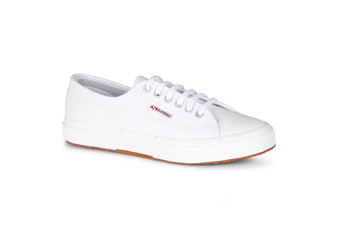 Superga - 2750 Efglu White Leather