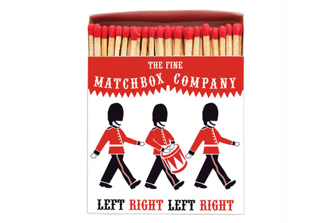 Archivist - Luxury Soldiers Matches
