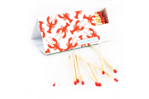 Archivist - Luxury Lobster Matches