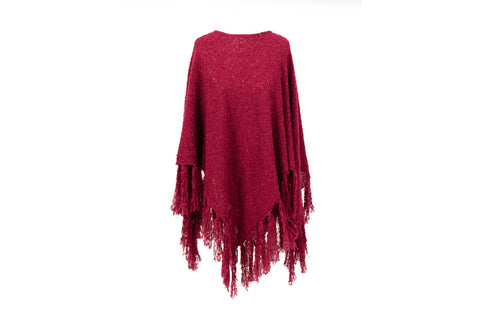 Powder -  Tara Berry Poncho