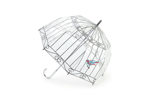 Lulu Guinness- Birdcage Umbrella