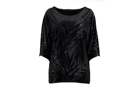 Pomodoro - Leaf Burnout Top