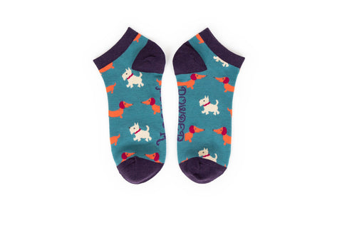 Powder - Mixed Dog Trainer Socks
