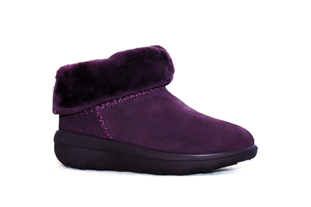 Fitflop - Mukluk Shorty 2 Deep Plum