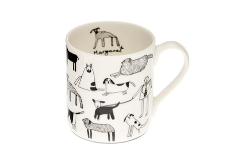 Art House - Dogs Mug